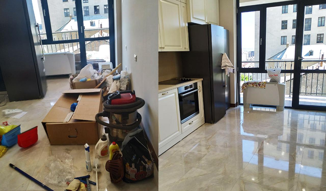 уборка квартиры (дома) после ремонта Винница