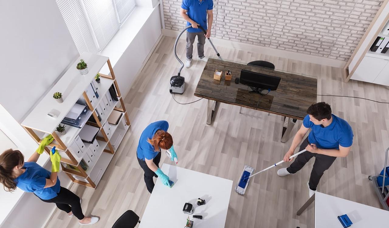 Уборка квартир и профессиональный клининг в Виннице