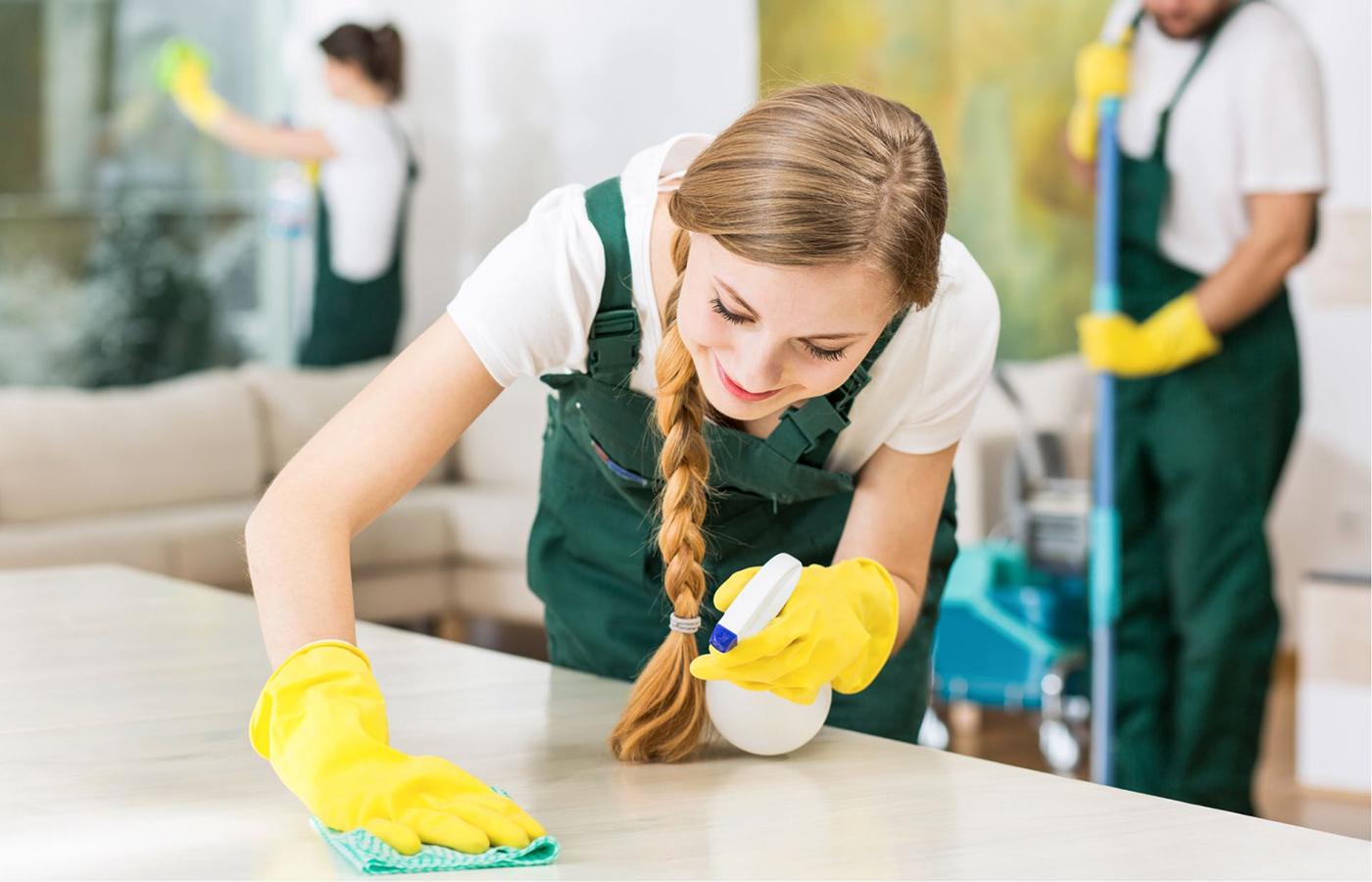 Клінінгові послуги для Вас від Клінінгової компанії з прибирання квартир, будинків офісів, котеджів у Вінниці – Cleaning Group